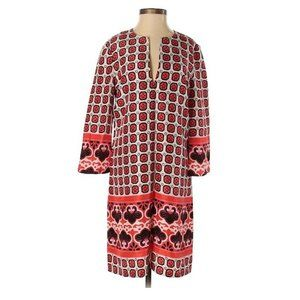 Tory Burch Tunic Dress 2 Nerissa 100% Silk